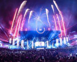 Ultra Korea, Korea's Largest Music Festival, Attracting 180,000 People