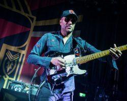 RAGE AGAINST THE MACHINE'S TOM MORELLO HAS MADE AN EDM ALBUM
