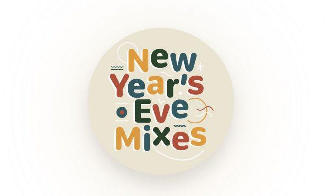 NEW YEAR'S EVE 믹스로 올해를 마무리해보자