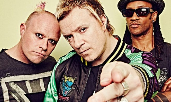 THE PRODIGY RELEASE MUSIC VIDEO FOR 'TIMEBOMB ZONE': WATCH
