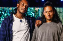 87 SUNNERY JAMES & RYAN MARCIANO