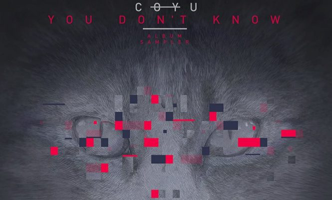 COYU, 데뷔 앨범 'YOU DON'T KNOW' 발표