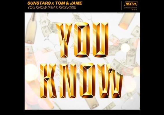 SUNSTARS 와 TOM & JAME이 KRIS KISS와 함께한 콜라보 트랙 'You Know' 발표