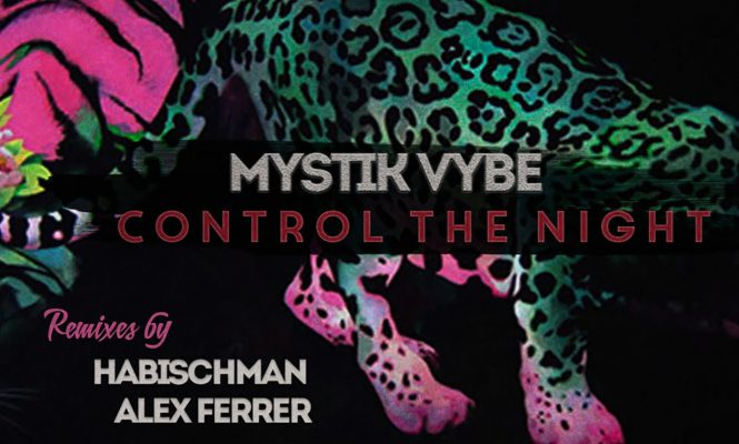 """Deeplomatic Recordings releases EP#095 """"Control The Night"""""""