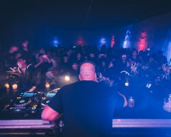 Techno heads from Seoul gathered for Omni: warehouse festival hosted by Faust Seoul.