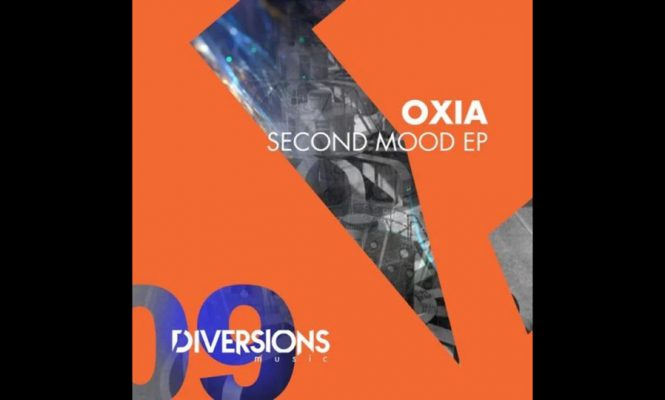 OXIA, EP 'SECOND MOOD' 발매