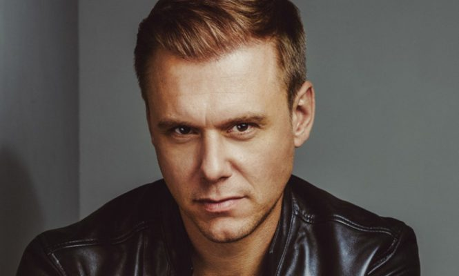 Armin van Buuren의 새로운 트랙, 'Phone Down' 공개