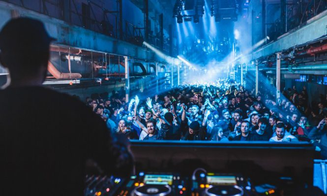 JEFF MILLS, BEN KLOCK, HELENA HAUFF, MORE LOCKED FOR THE HYDRA'S 3-DAY WEEKENDER AT PRINTWORKS