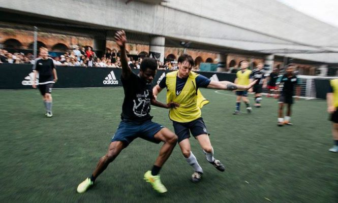 MUSIC INDUSTRY FOOTBALL TEAMS TO PLAY INDEPENDENT MUSIC CUP IN AID OF WAR CHILD CHARITY