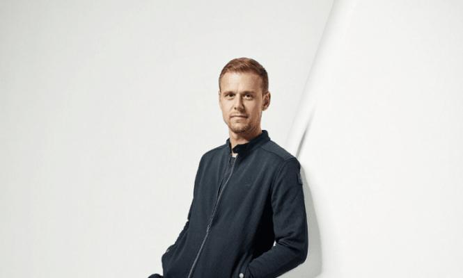 Armin Van Buuren, Ultra Europe 셋 공개하다