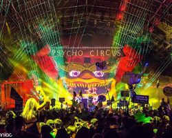 Insomniac, Escape: Psycho Circus Korea 개최