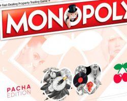PACHA, 이비자 테마의 Monopoly 보드 게임 출시하다