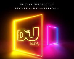 DJ Mag Asia Presents The Pre Party