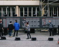 THE WORLD'S LARGEST SEQUENCER RETURNS AT ADE: WATCH