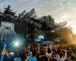 Love and Passion for Music! Remembrance of Romantic Era in 2019, Ultra Japan
