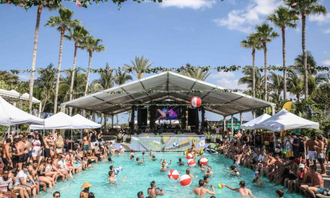 DJ MAG'S MIAMI POOL PARTY ANNOUNCED FOR MMW 2020