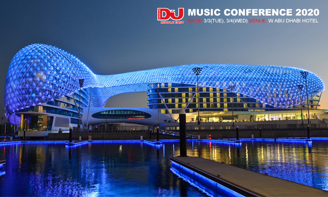 Inaugural edition of DJ Mag Middle East Music Conference 2020 Announced