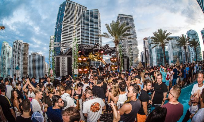 Epic Pool Parties reveal headliners for 6 day WMC Series