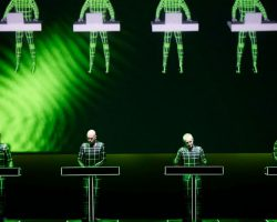KRAFTWERK ANNOUNCE HUGE 3D TOUR FOR 50TH ANNIVERSARY