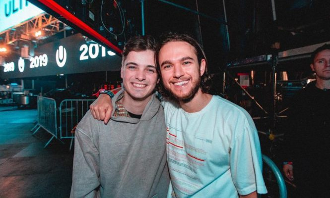 MARTIN GARRIX AND ZEDD ARE WORKING ON NEW MUSIC TOGETHER