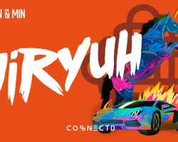 The K-Pop hit maker AFSHEEN meets a former Miss A member Min for their first collaboration, JIRYUH (Dope)