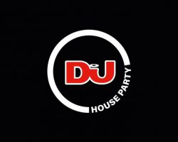 DJ MAG HQ, 새로운 라이브 스트리밍 시리즈, DJ MAG HOUSE PARTY 런칭
