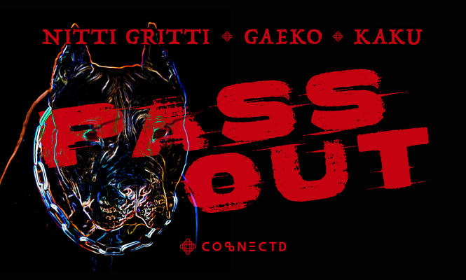 The Latin Grammy Winner Nitti Gritti drops a trap anthem PASS OUT with a legend rapper from Korea, Gaeko of Dynamic Duo and Asia's prime DJ, Kaku.