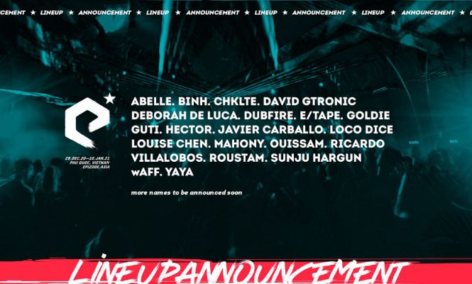 Epizode Festival announce lineup for their 5th edition