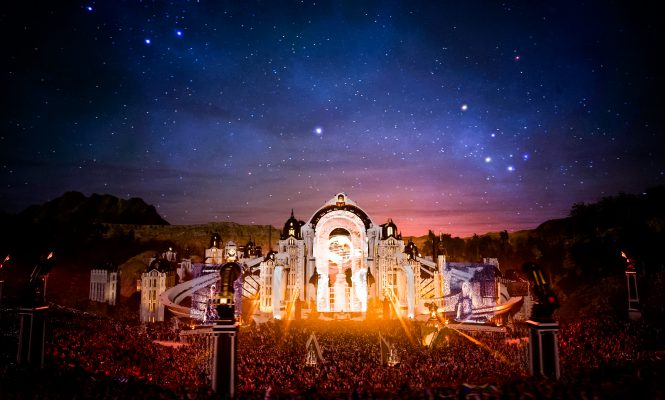 TOMORROWLAND AROUND THE WORLD ATTRACTS OVER 1 MILLION VIEWERS