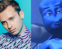 FLUME DROPS REMIX OF EIFFEL 65'S 'BLUE'