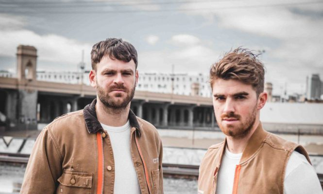 CHAINSMOKERS CONCERT UNDER INVESTIGATION FOR LACK OF SOCIAL DISTANCING