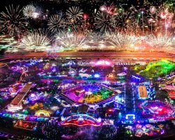 EDC LAS VEGAS OFFICIALLY POSTPONED UNTIL 2021
