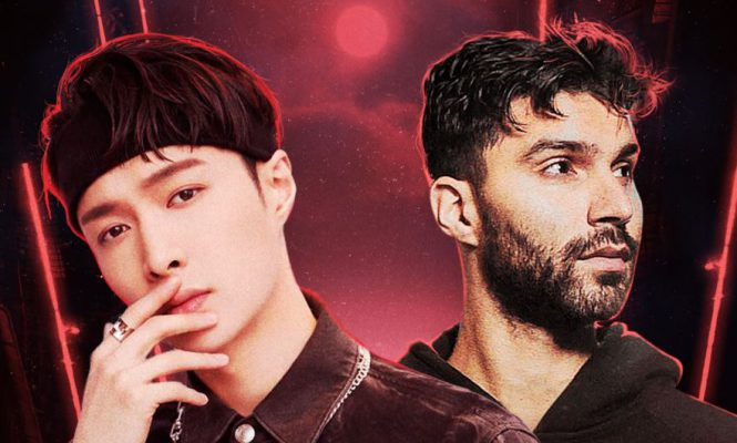 GLOBAL MUSIC SUPERSTAR LAY ZHANG AND INTERNATIONALLY ACCLAIMED DJ R3HAB DROP HIGH-ENERGY REMIX OF BOOM