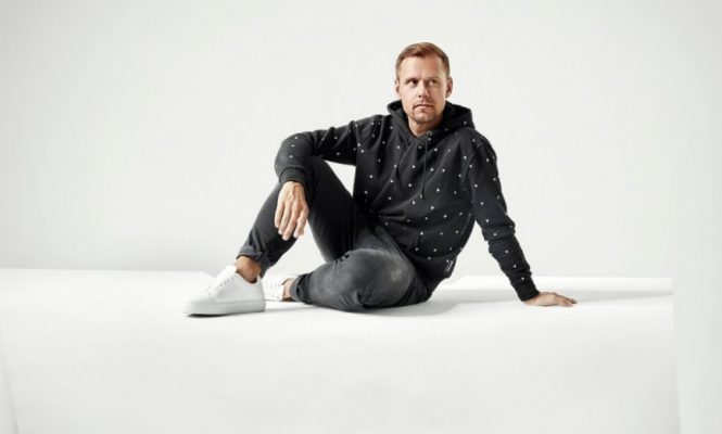 ARMIN VAN BUUREN SHARES NEW TRACK, 'THE VOICE', UNDER RISING STAR ALIAS