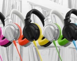 PIONEER DJ LAUNCH AFFORDABLE DJ HEADPHONE RANGE