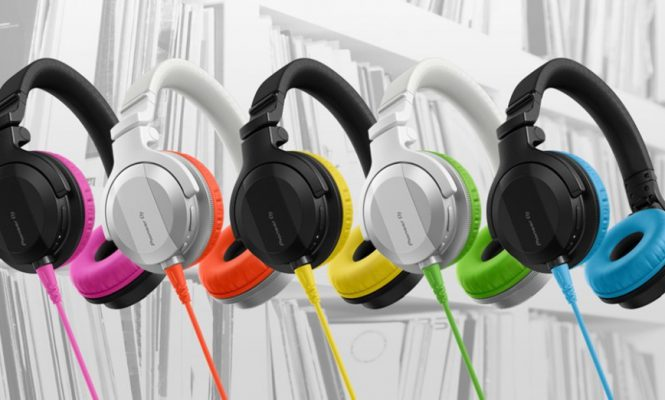 PIONEER DJ LAUNCH AFFORDABLE DJ HEADPHONE RANGE