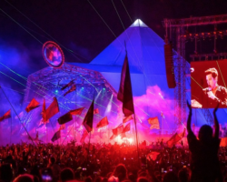 "GLASTONBURY'S EMILY EAVIS SAYS FESTIVAL IS ""VERY MUCH AIMING"" FOR JUNE 2021"