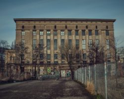 BERGHAIN OFFICIALLY REOPENS AS ART GALLERY