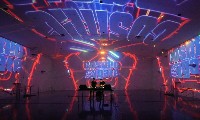 COSMIC GATE IN CONCERT VIRTUALLY