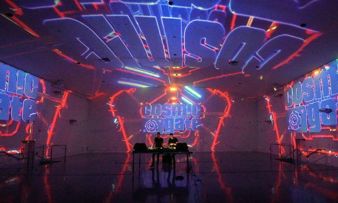 COSMIC GATE가 가상 콘서트를 개최한다.