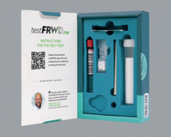 COVID-19 TEST KIT FOR LIVE EVENTS CREATED BY AUSTRIAN START-UP