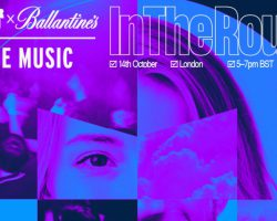 BOILER ROOM X BALLANTINE'S TRUE MUSIC ANNOUNCE IN THE ROUND SERIES