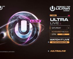 Road To Ultra 2020 Taiwan Reveals Artists Set Times