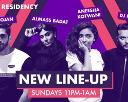 BBC ASIAN NETWORK LAUNCHES NEW DJ RESIDENCIES LINE-UP