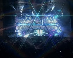 UNSEEN DAFT PUNK SHOW FROM ALIVE 2007 TOUR APPEARS ONLINE