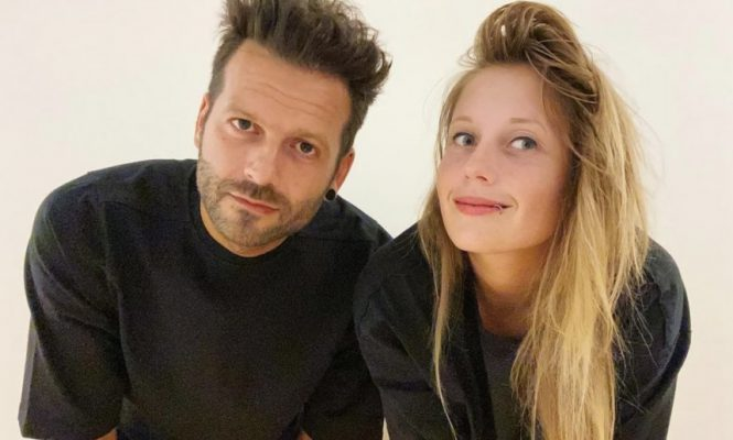 Charlotte de Witte and Enrico Sangiuliano announce engagement