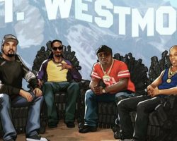 SNOOP DOGG, ICE CUBE, TOO SHORT, AND E-40 FORM HIP-HOP SUPERGROUP, MT. WESTMORE