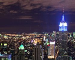 NEW YORK LAUNCHES VACCINE PASSPORT APP TO 'FAST-TRACK' REOPENING OF VENUES
