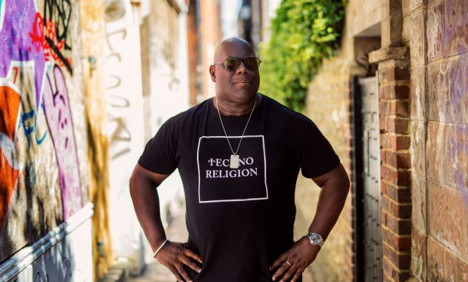 Carl Cox returned with club-ready re-rub of 'Sand, Moon & Stars'