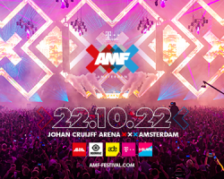 AMF 2021 cancelled with festival to return to Johan Cruijff Arena in 2022